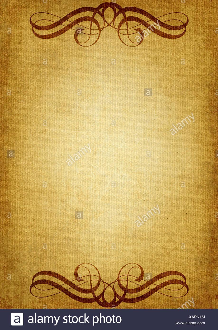 old paper design Stock Photo: 282011904 - Alamy