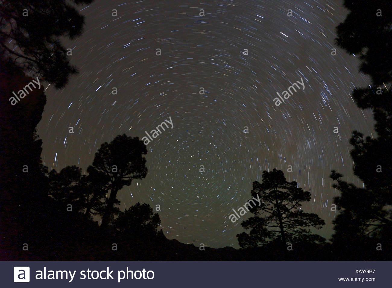 Le Sternenhimmel polarstern stock photos polarstern stock images alamy