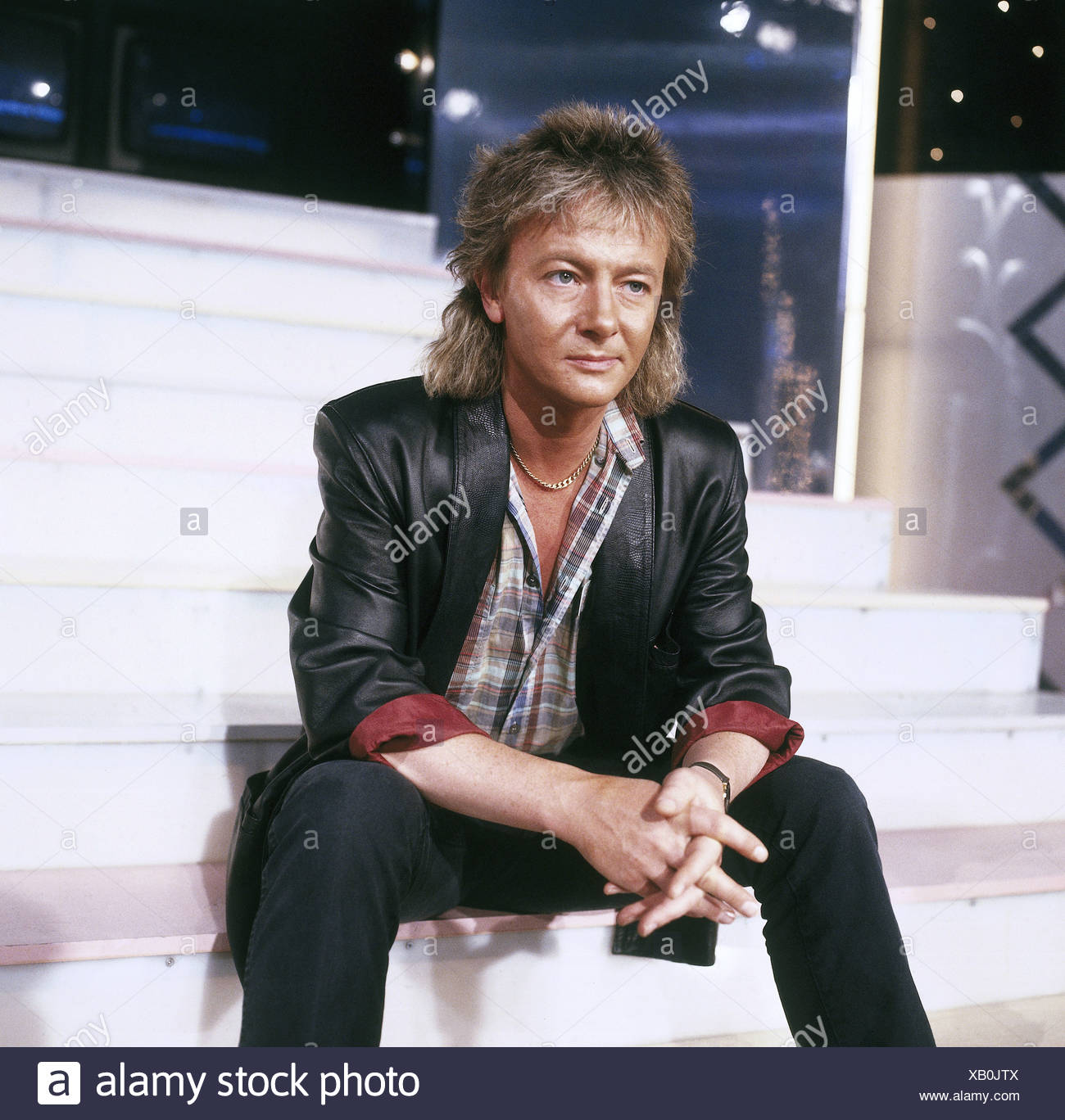Mullet Haircut Stock Photos Mullet Haircut Stock Images Alamy