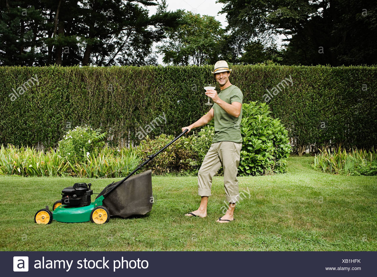Image result for lawn mower cocktails