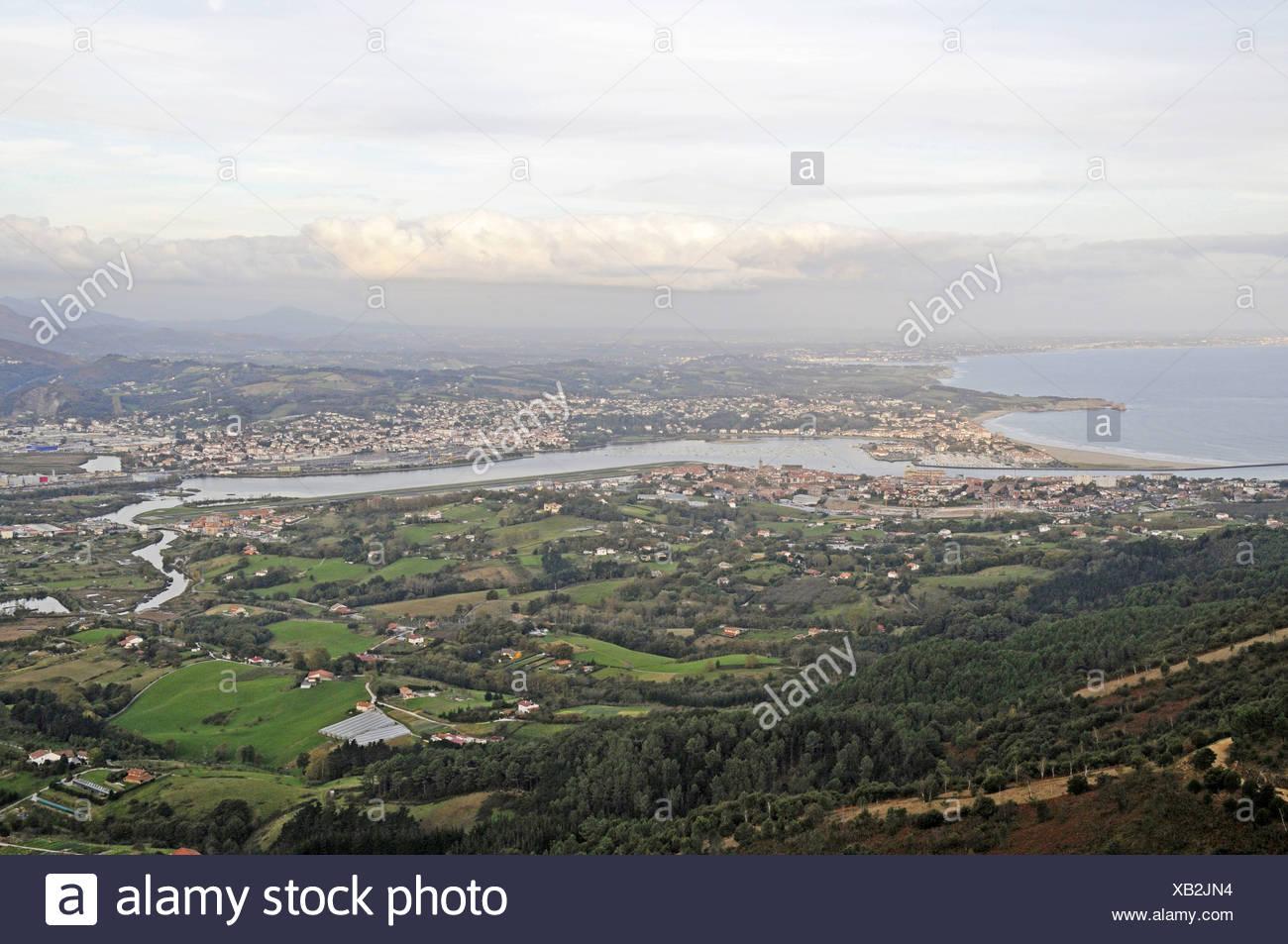 Monte Jaizkibel - Stock Image