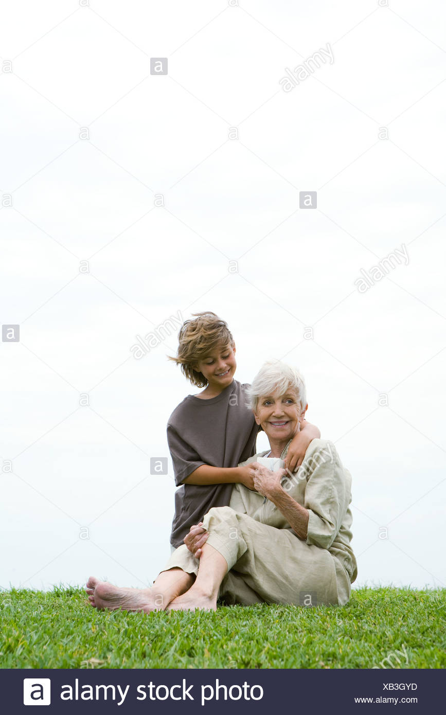 grandmother dating her grandson