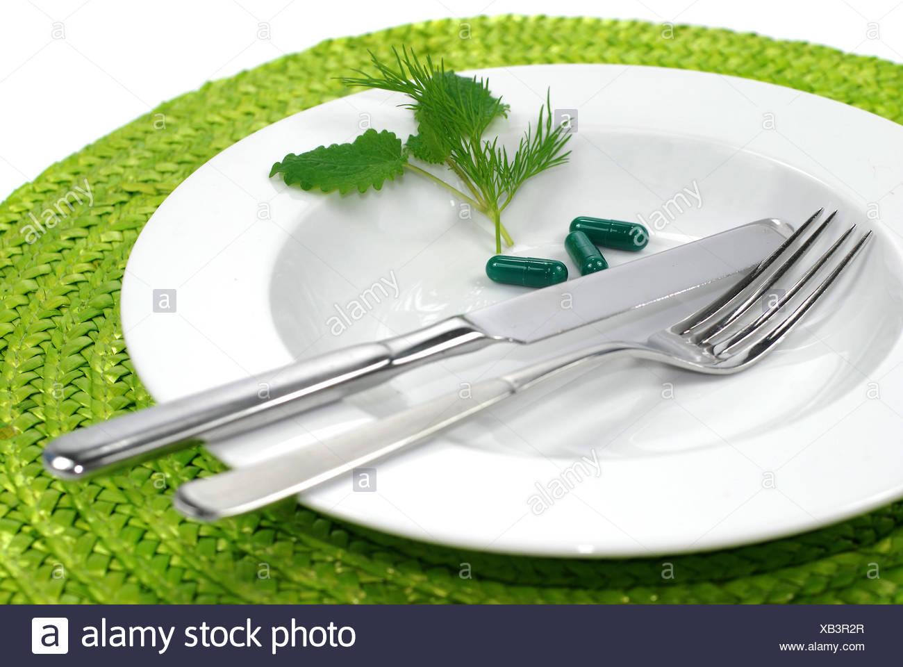 appetite suppressant - Stock Image