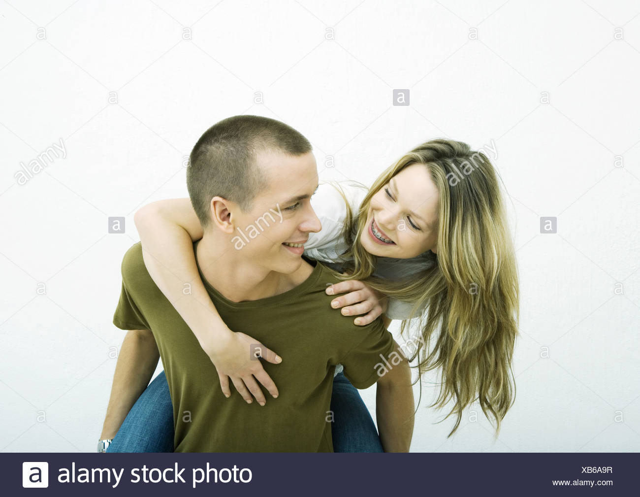 Images of shaved couples