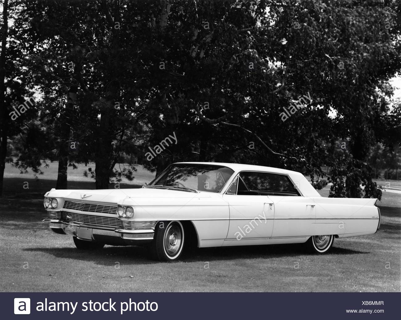 Deville Stock Photos Images Alamy 1951 Cadillac Sedan Side Profile Of A In Park 1964 Image
