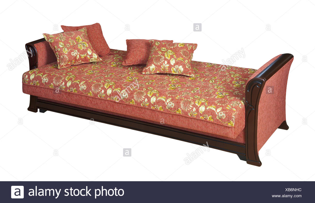 Groovy Isolated Furniture Antique Vintage Seat Couch Sofa Onthecornerstone Fun Painted Chair Ideas Images Onthecornerstoneorg