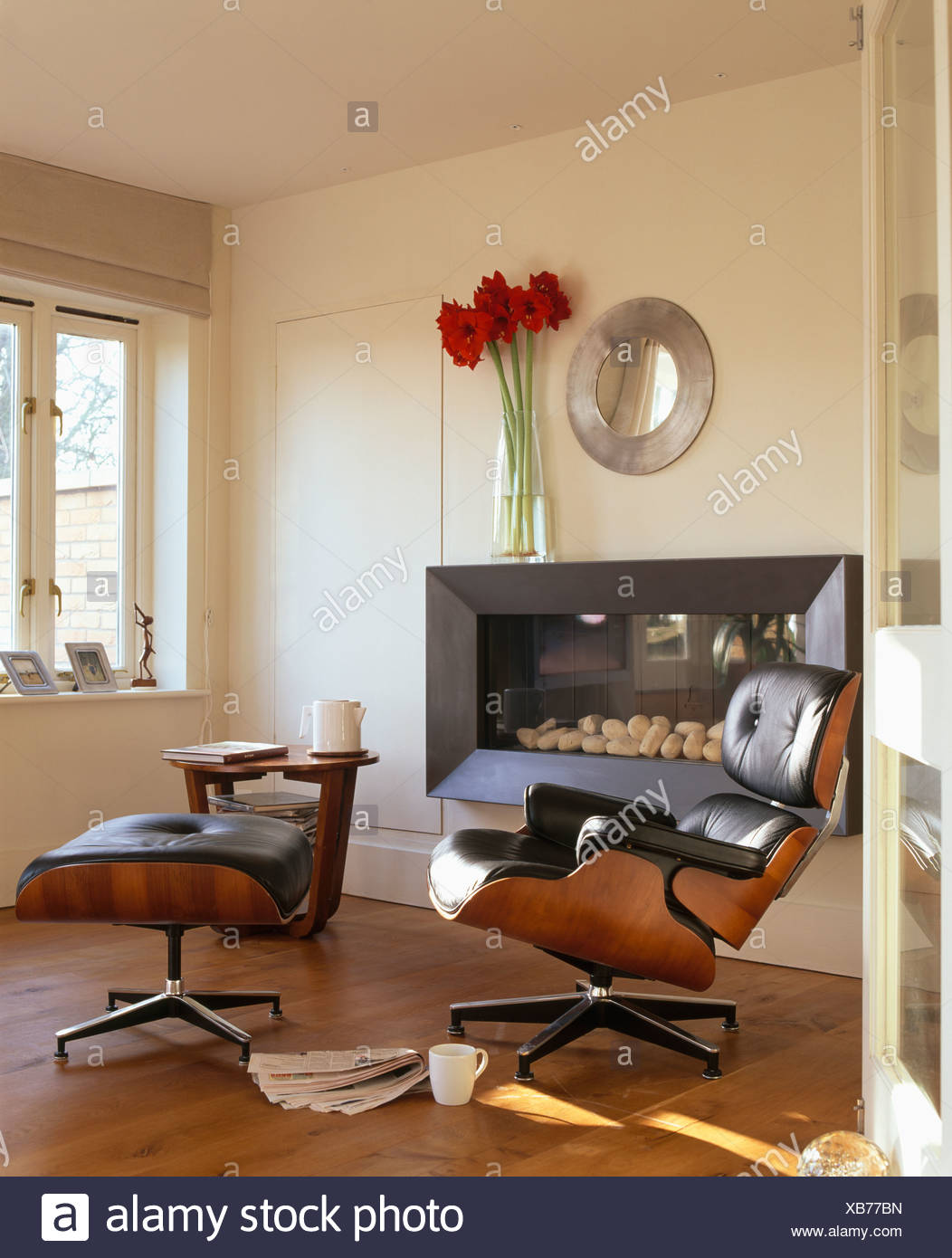 Charles Eames Chair High Resolution Stock Photography And Images Alamy