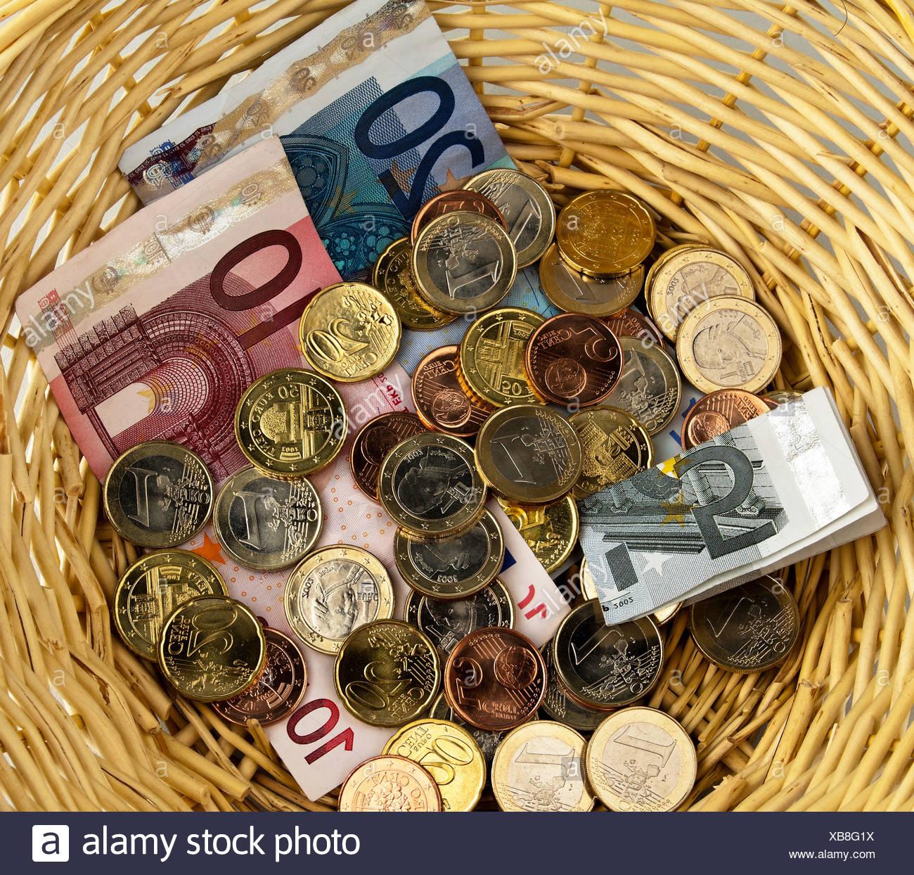 Donation - Stock Image