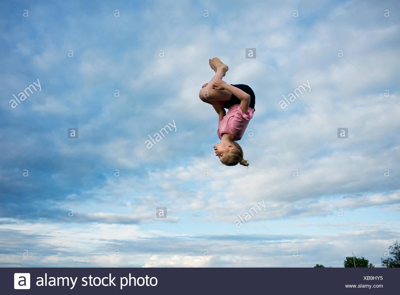 somersault deutsch
