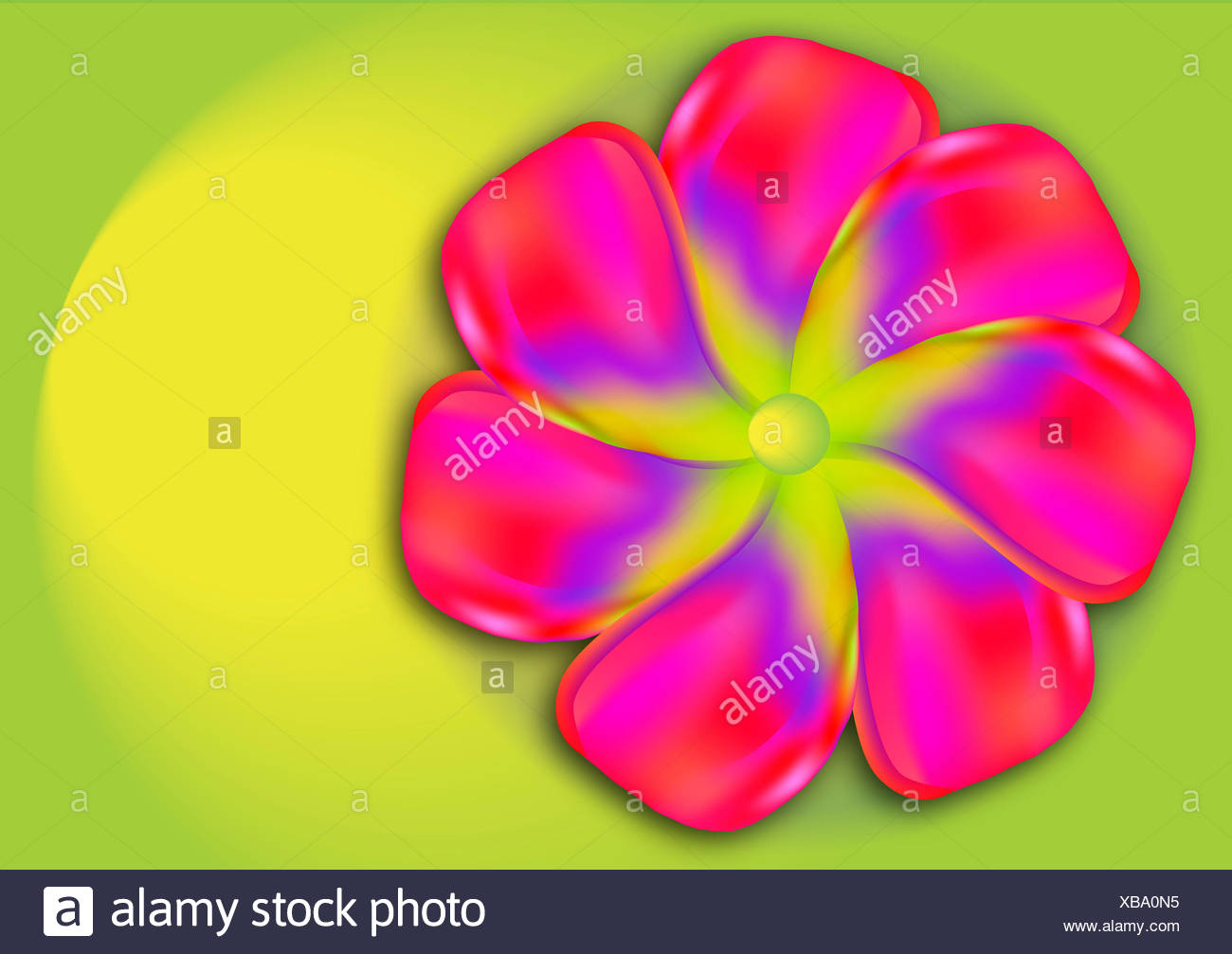 gradient shaddow - Stock Image