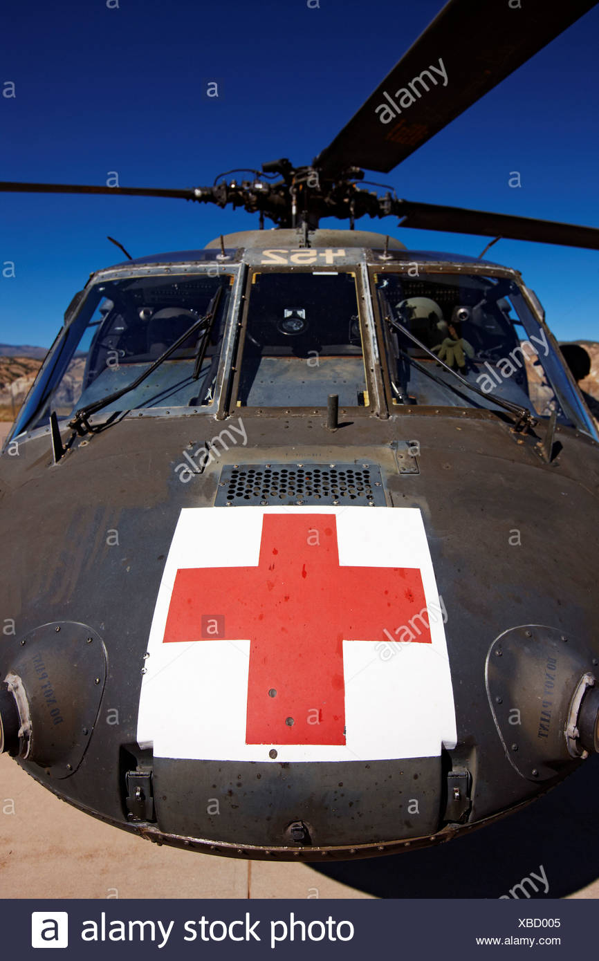 Air Ambulance Helicopter Usa Stock Photos & Air Ambulance Helicopter on