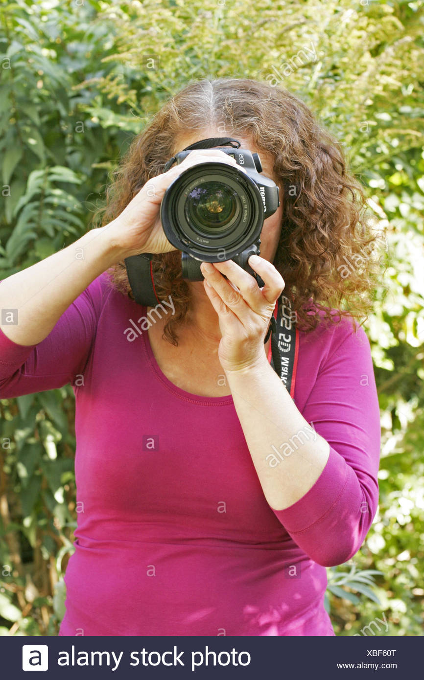 Photographer, - Stock Image