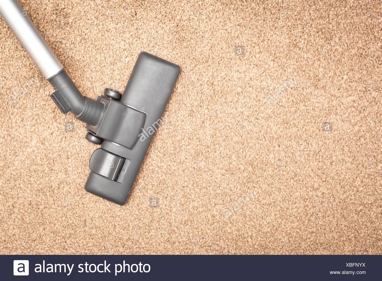 Vacuum cleaner - Stock Image