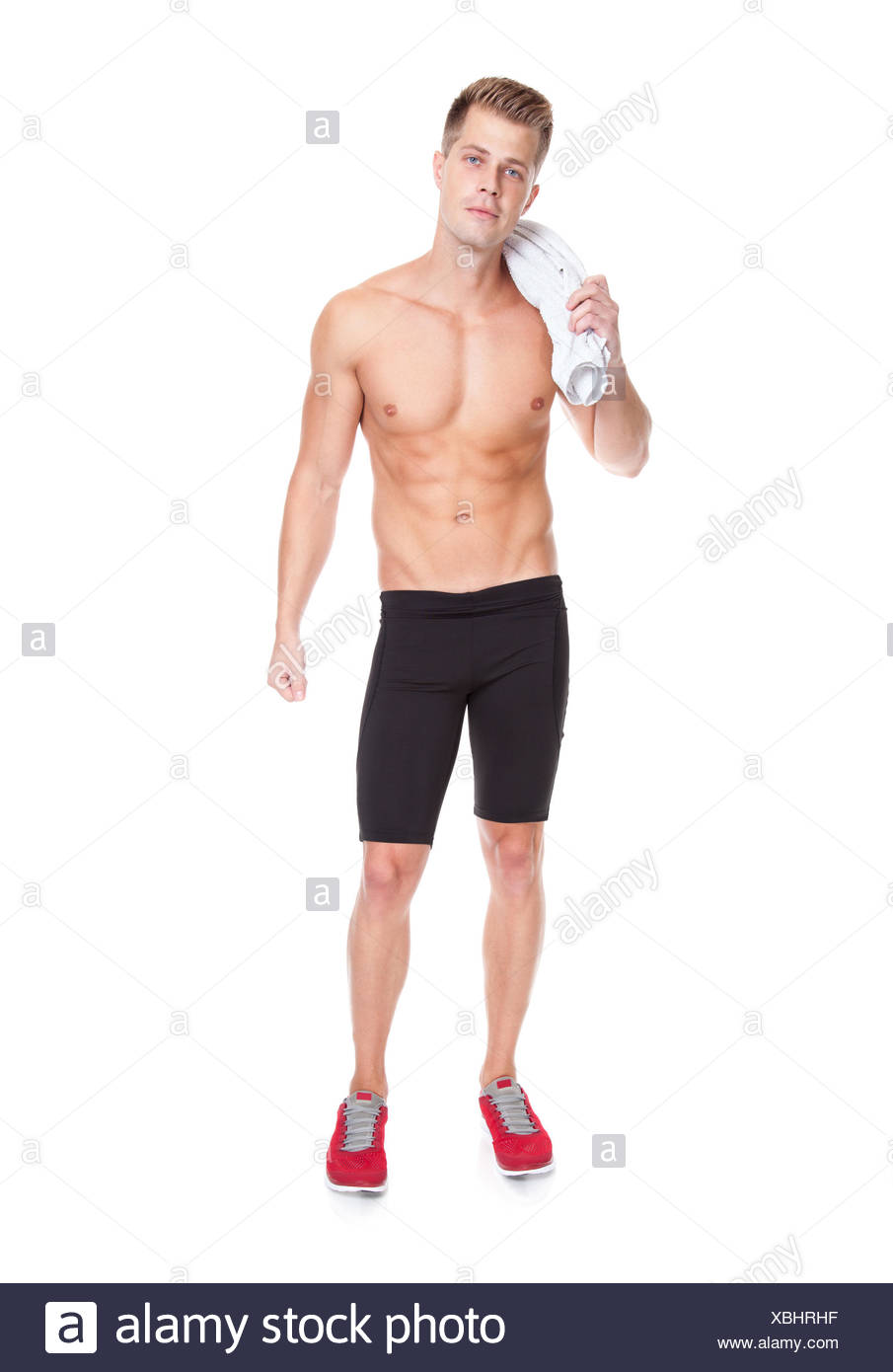 Six Pack Abs Man Cut Out Stock Images & Pictures - Alamy