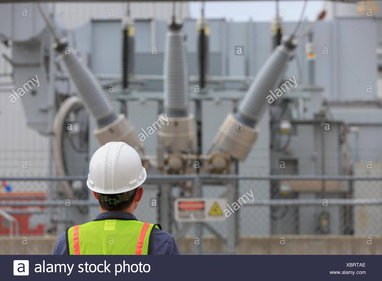 High Voltage Transformer Stock Photos Amp High Voltage