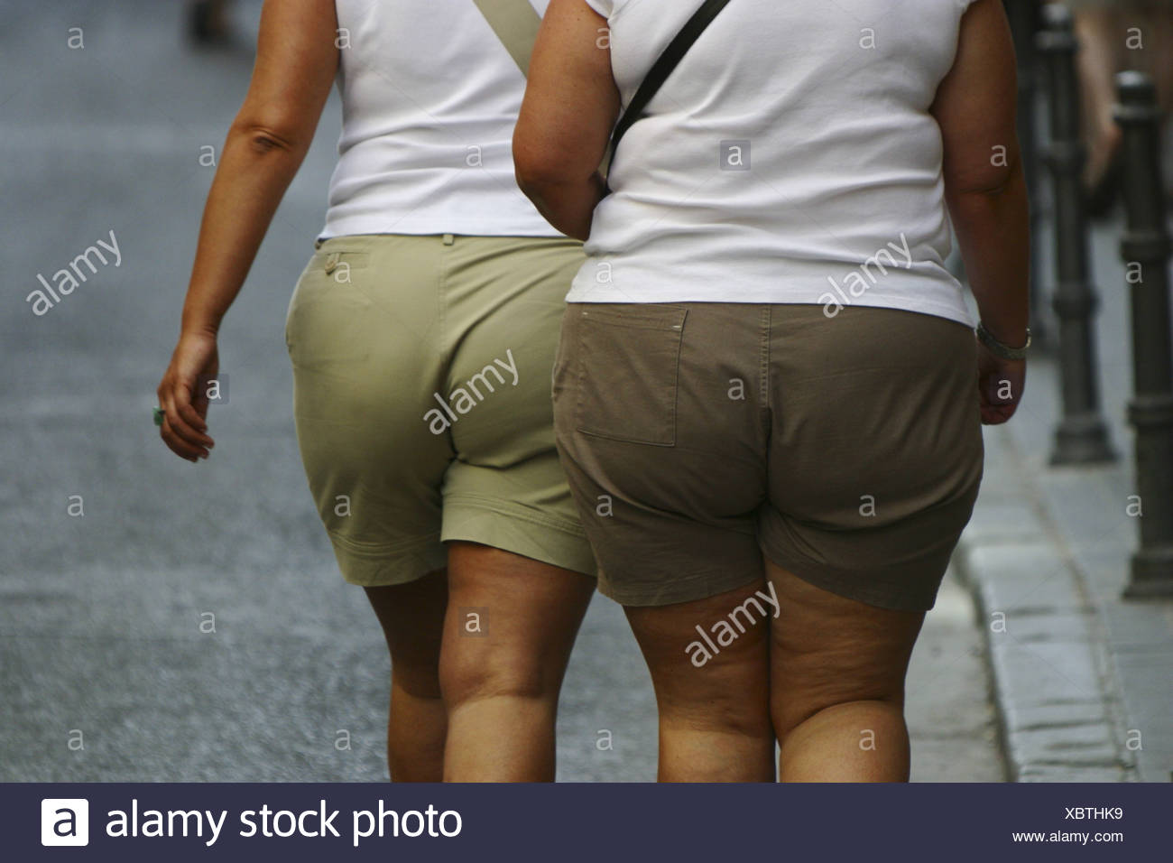 bum bottom buttocks fat stock photos & bum bottom buttocks fat stock