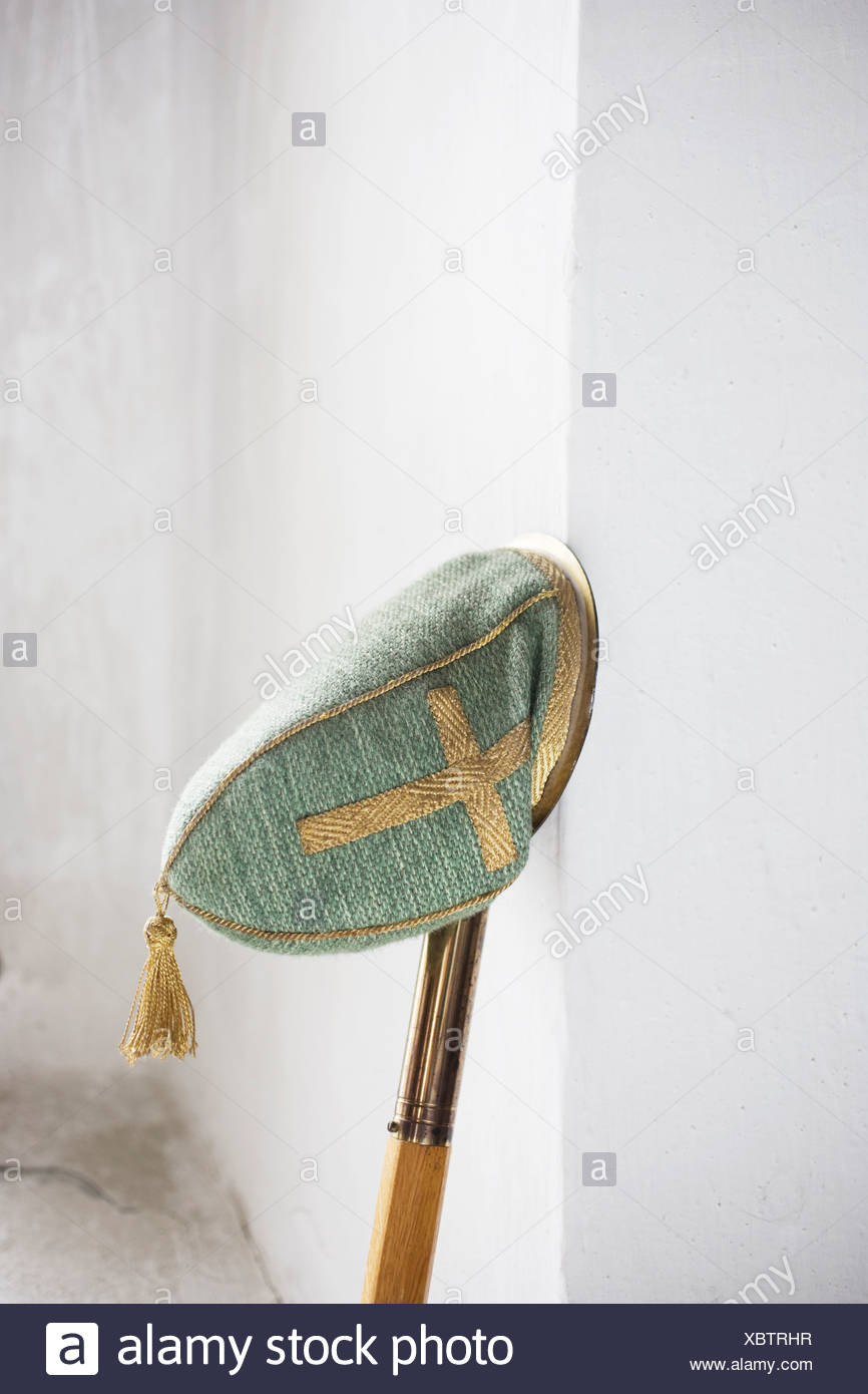 Religious equipment - Stock Image