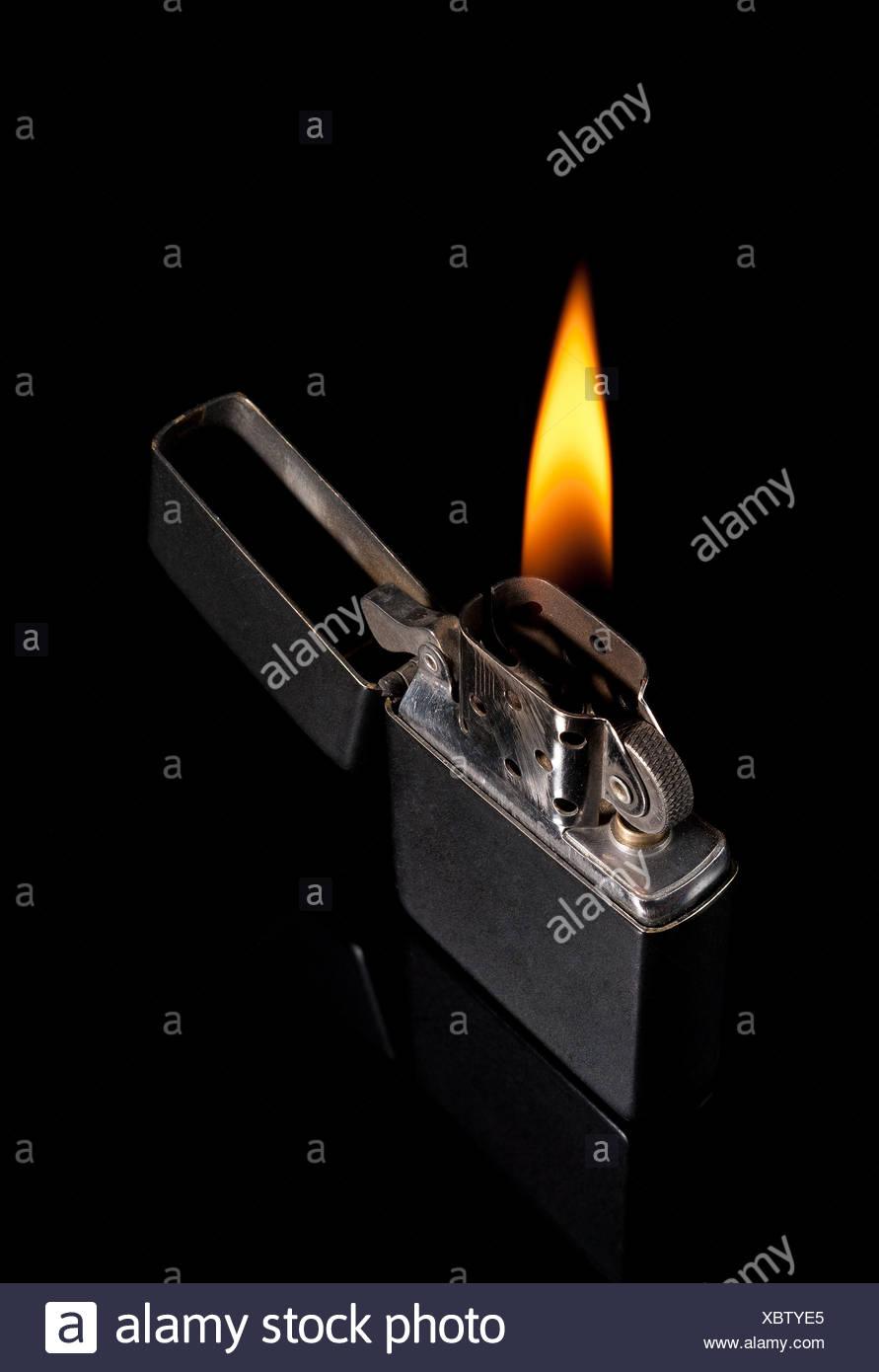 cigarette lighter - Stock Image