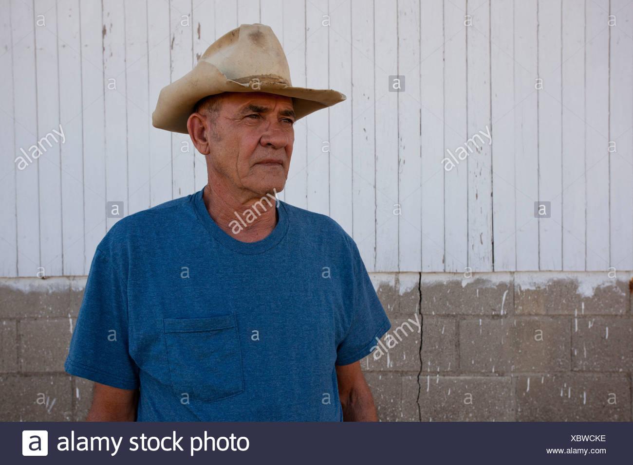3db32820301 Old Man Wearing Hat Stock Photos   Old Man Wearing Hat Stock Images ...