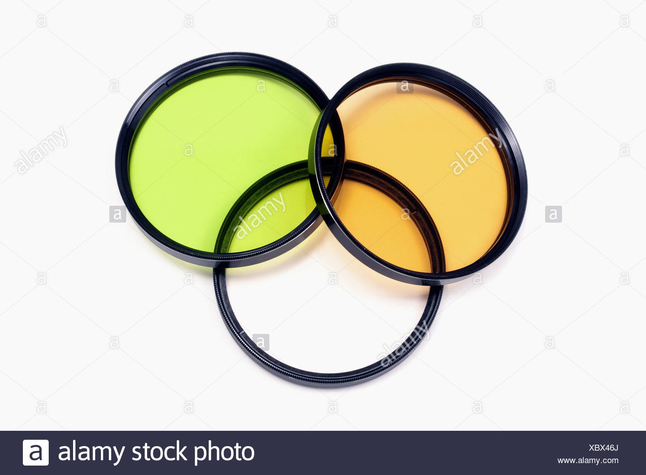 Photo filters - Stock Image