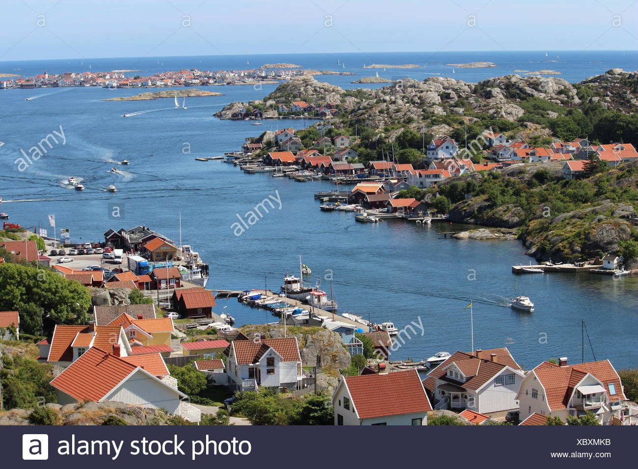 holiday, vacation, holidays, vacations, sweden, coast, salt water