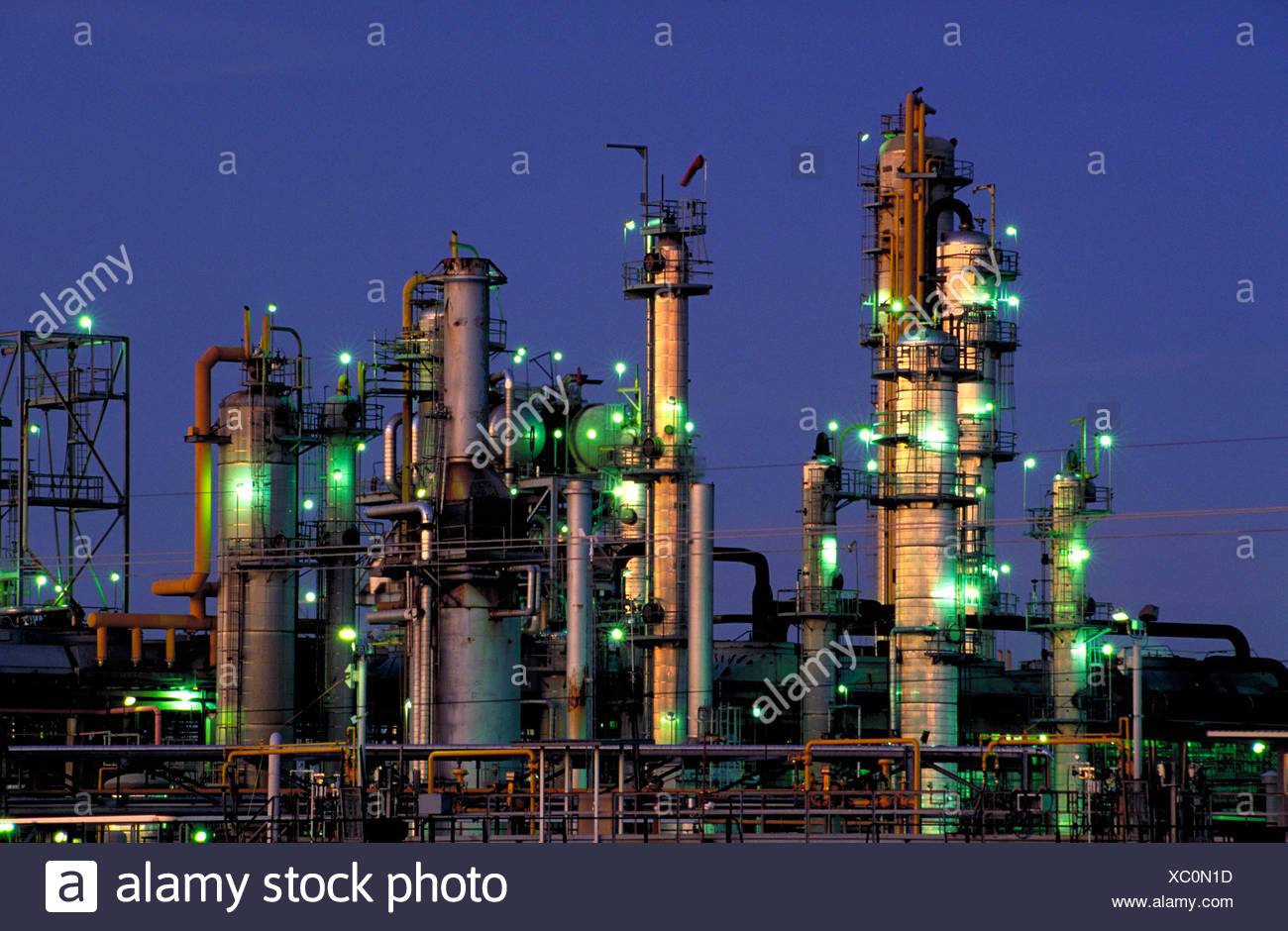 Refinery Houston Stock Photos Amp Refinery Houston Stock
