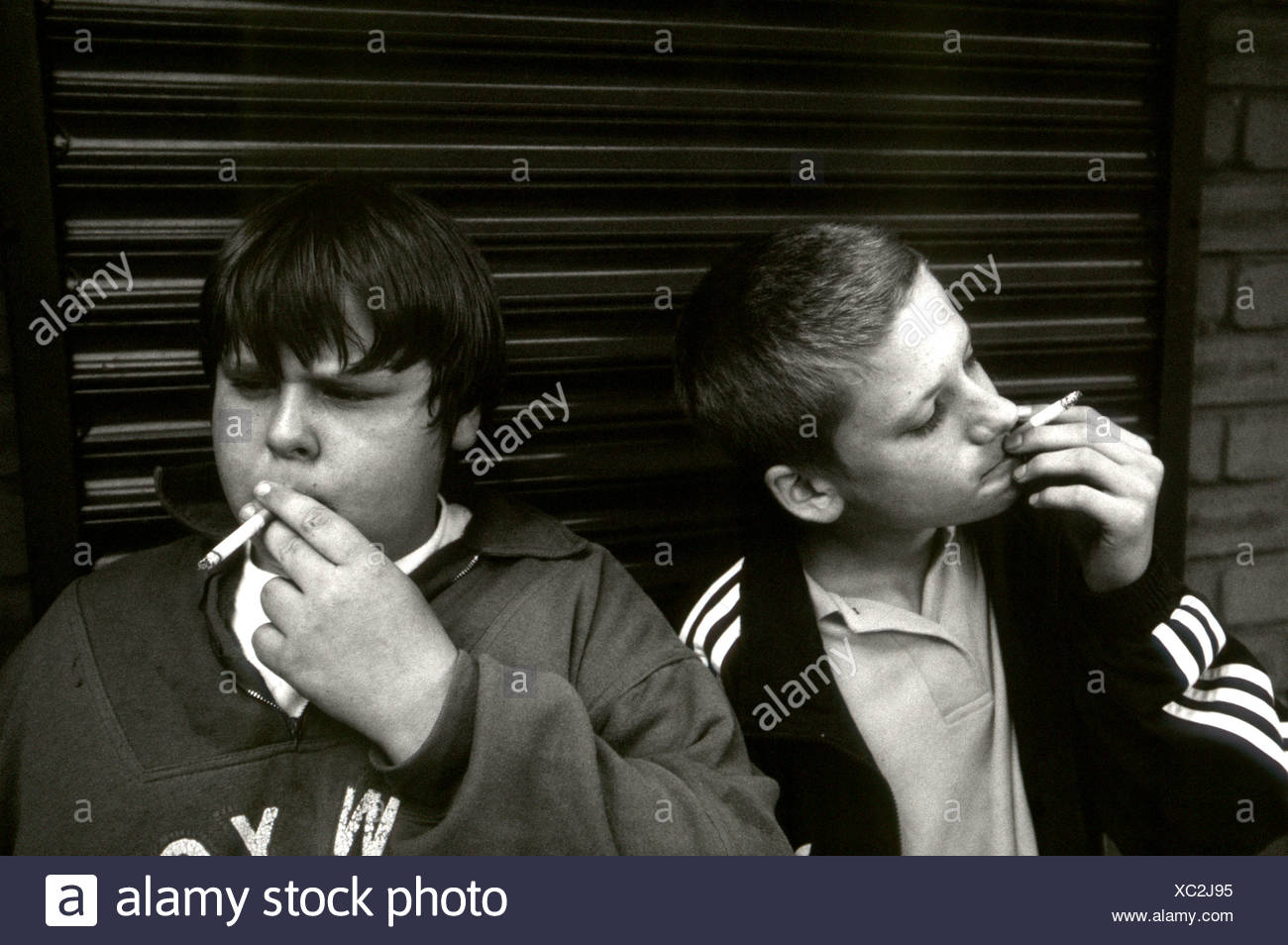 Boys Smoking Pic