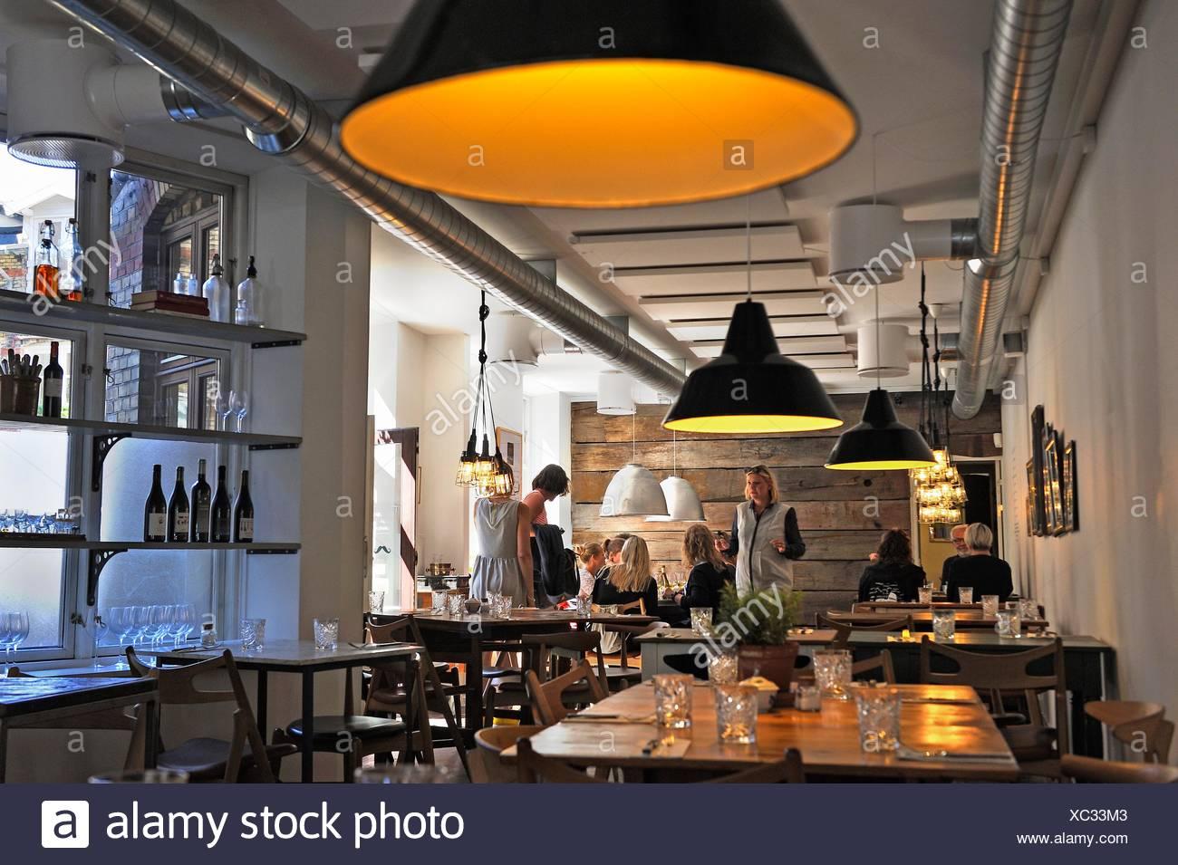 restaurant Langhoff & Juul, Guldsmedgade 30, Latin Quarter, Aarhus