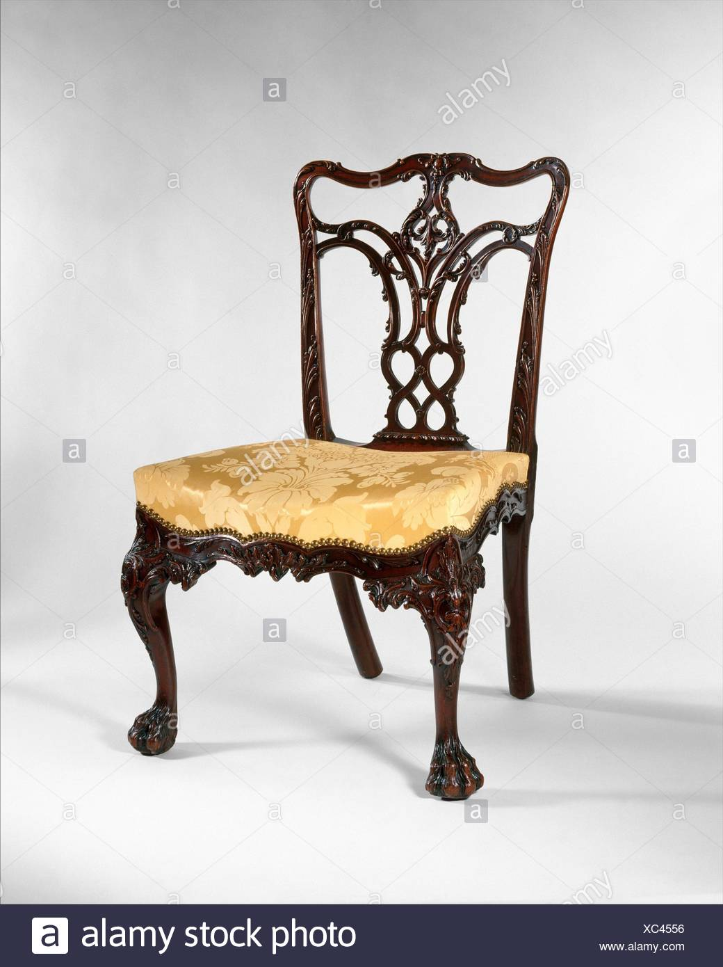 Side Chair. Maker: Attributed to Thomas Affleck (1740-1795); Date