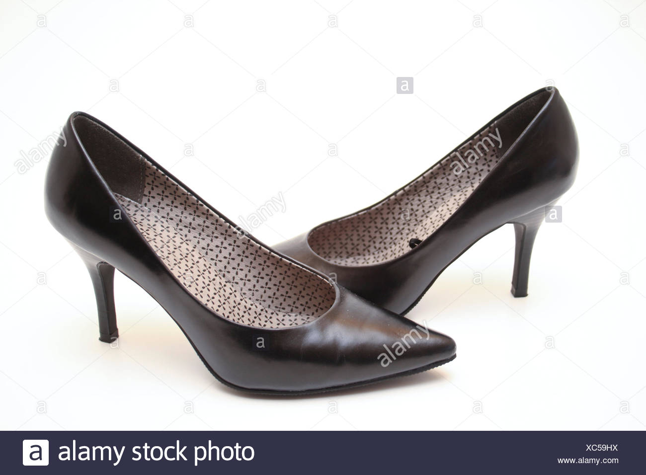 women's shoes - Stock Image
