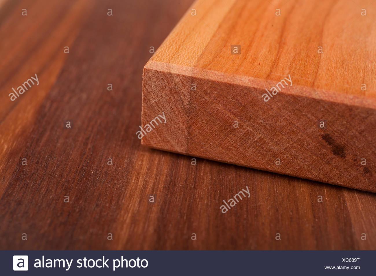 wood pattern cherry walnut - Stock Image