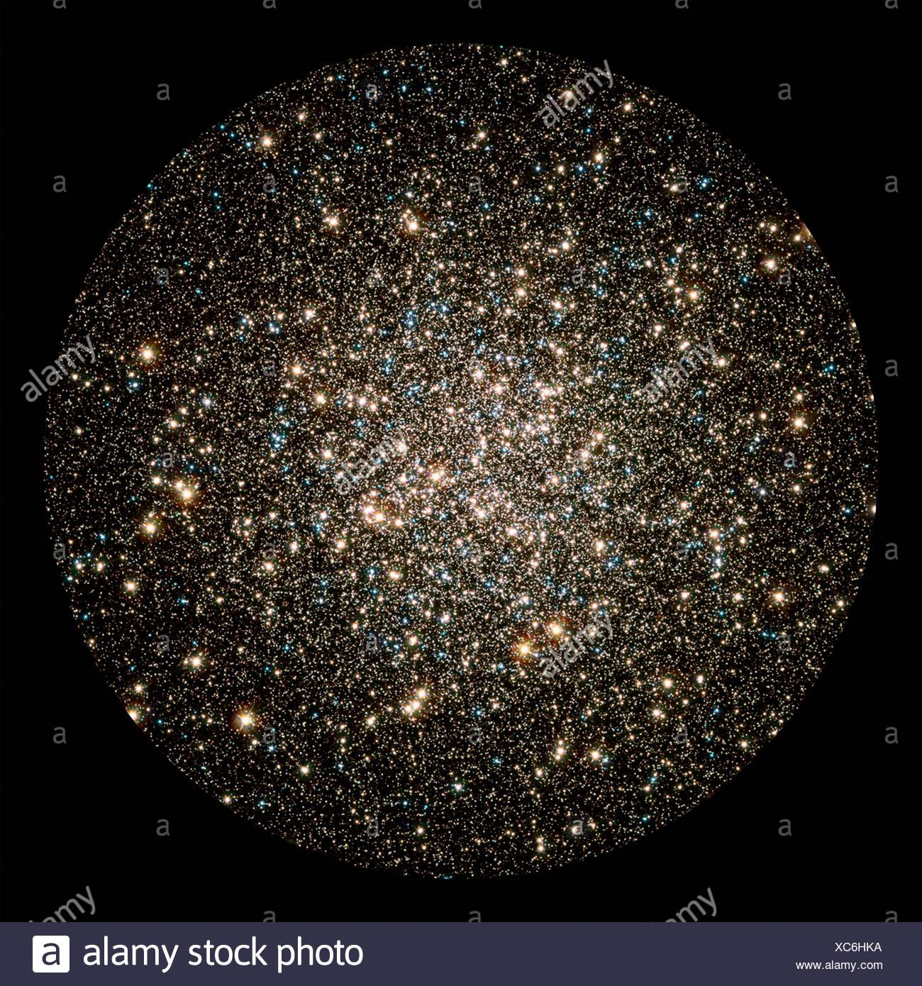 M-13 Globular Cluster - Stock Image