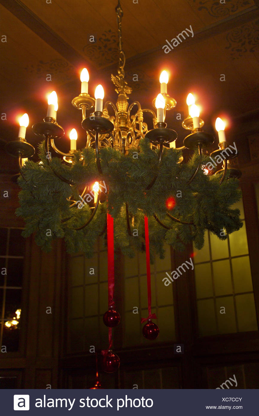 Living space chandelier christmas decoration from below room living space chandelier christmas decoration from below room room lamp light candlestick shine current electricity decoration for christmas aloadofball Choice Image