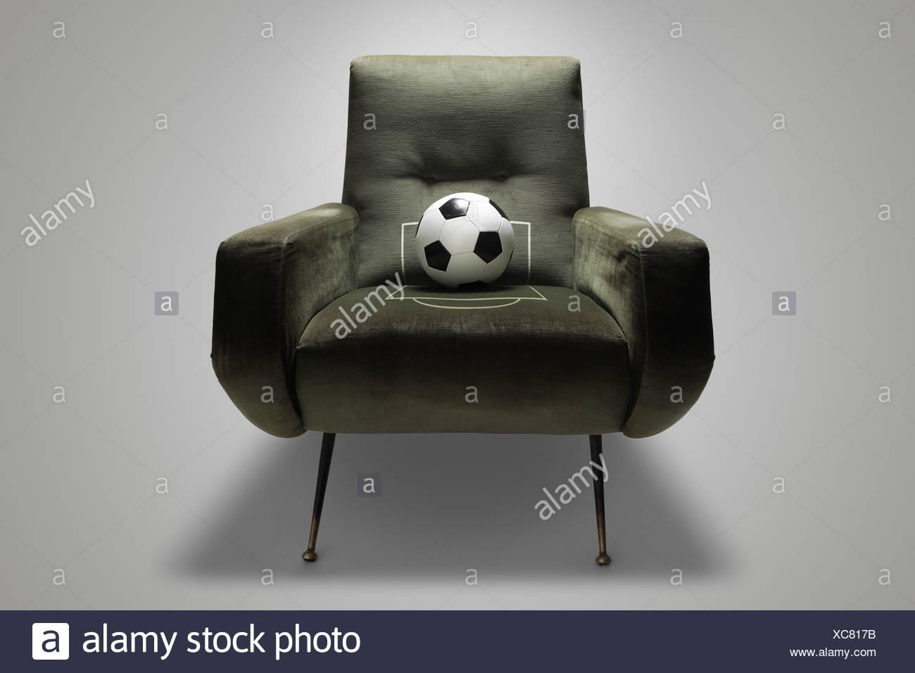 Soccer - Stock Image