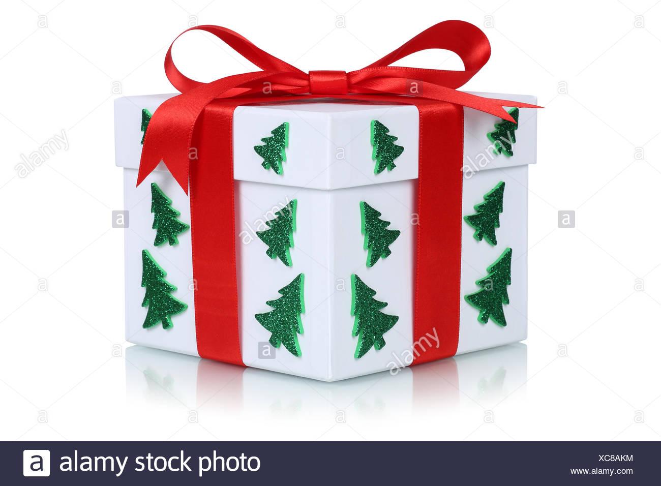Weihnachtsgeschenk Weihnachten.Weihnachtsgeschenk Geschenk An Weihnachten Stock Photo 282925768