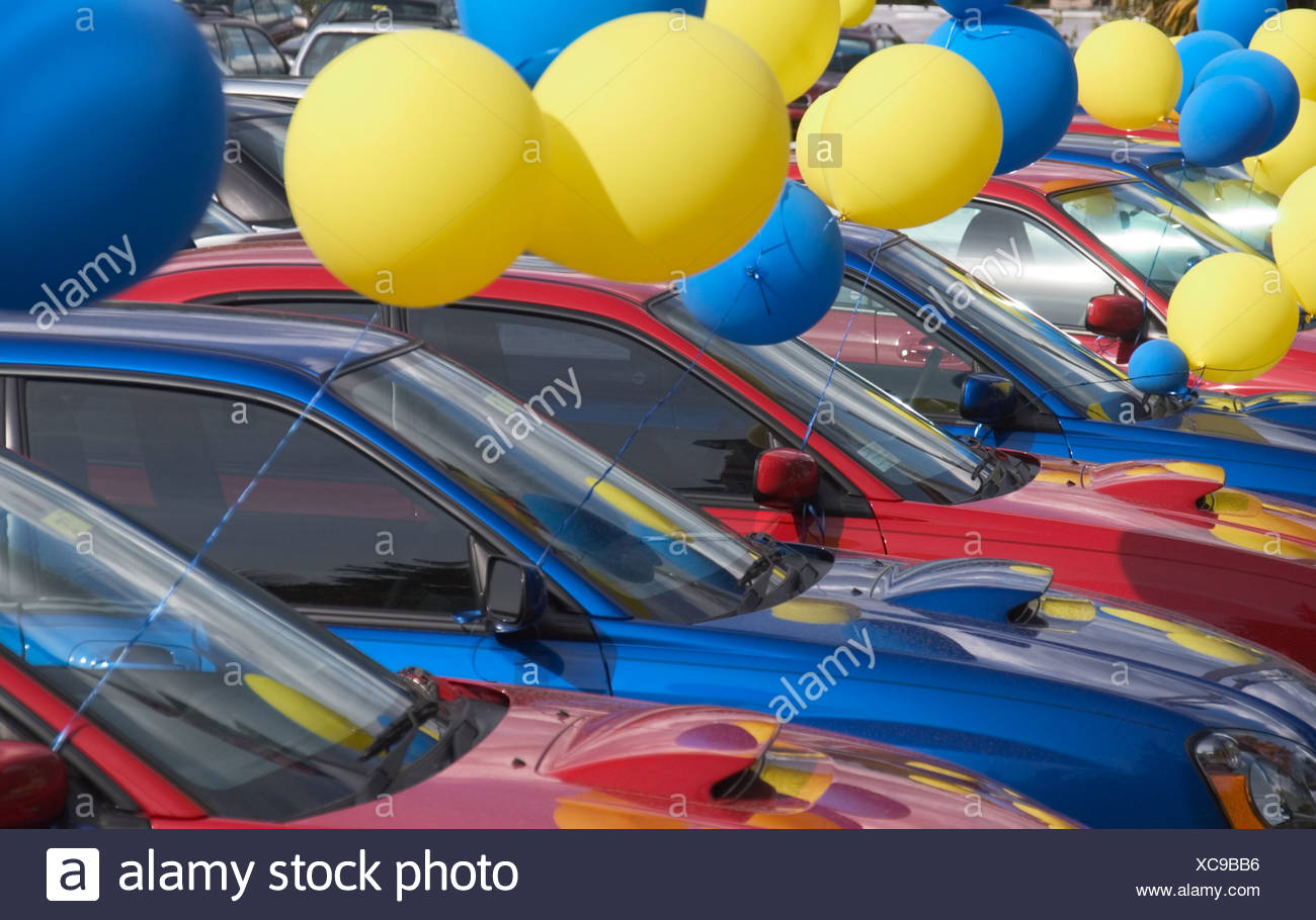 Buying A Balloon Stock Photos Buying A Balloon Stock Images Alamy