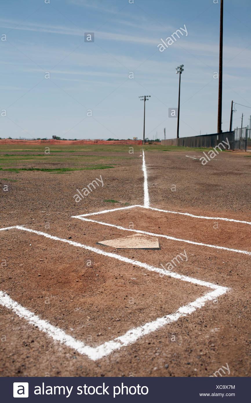 Astonishing Baseball Field Chalk Stock Photos Baseball Field Chalk Beutiful Home Inspiration Cosmmahrainfo