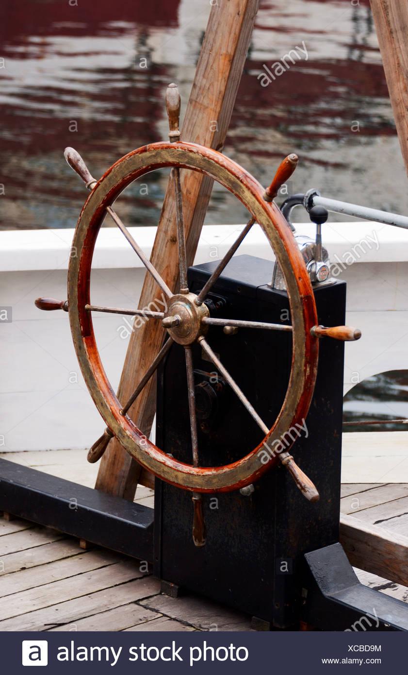 Ships Wheel Antique Stock Photos Ships Wheel Antique Stock Images