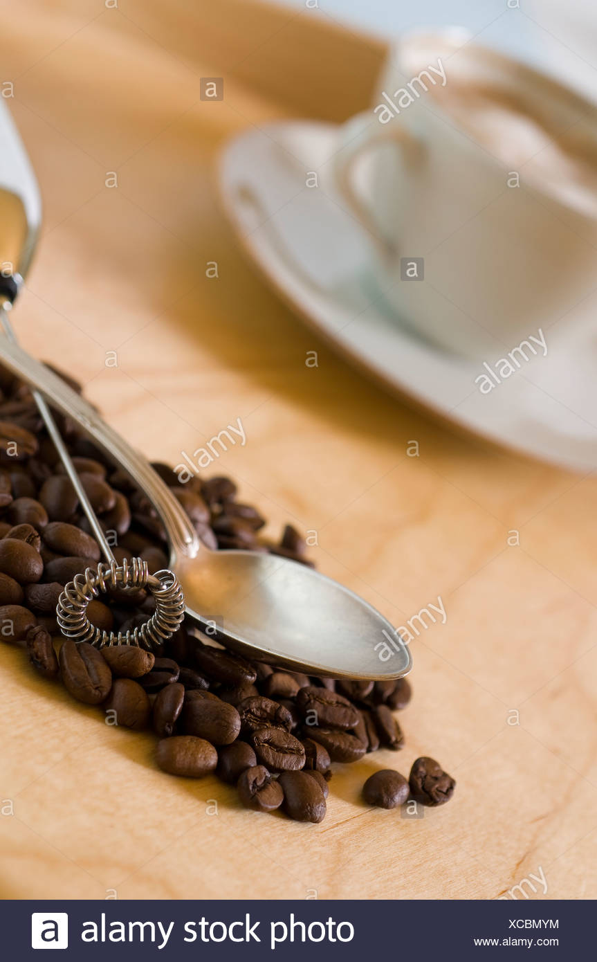 Coffee Beans Stock Photo 282999688 Alamy