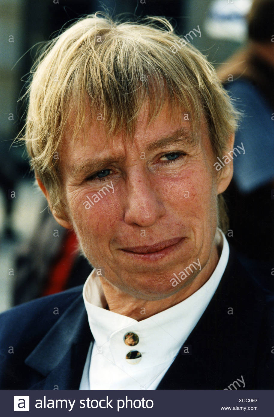 Hildebrandt, Regine, 26.4.1941 - 26.11.2001, German politician (SPD), labour minister (1990), portrait, 1999, Additional-Rights-Clearances-NA Stock Photo