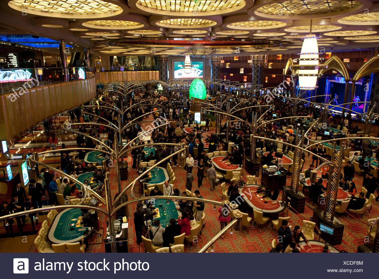 Macao China Gambling Stock Photos Macao China Gambling Stock Images Alamy