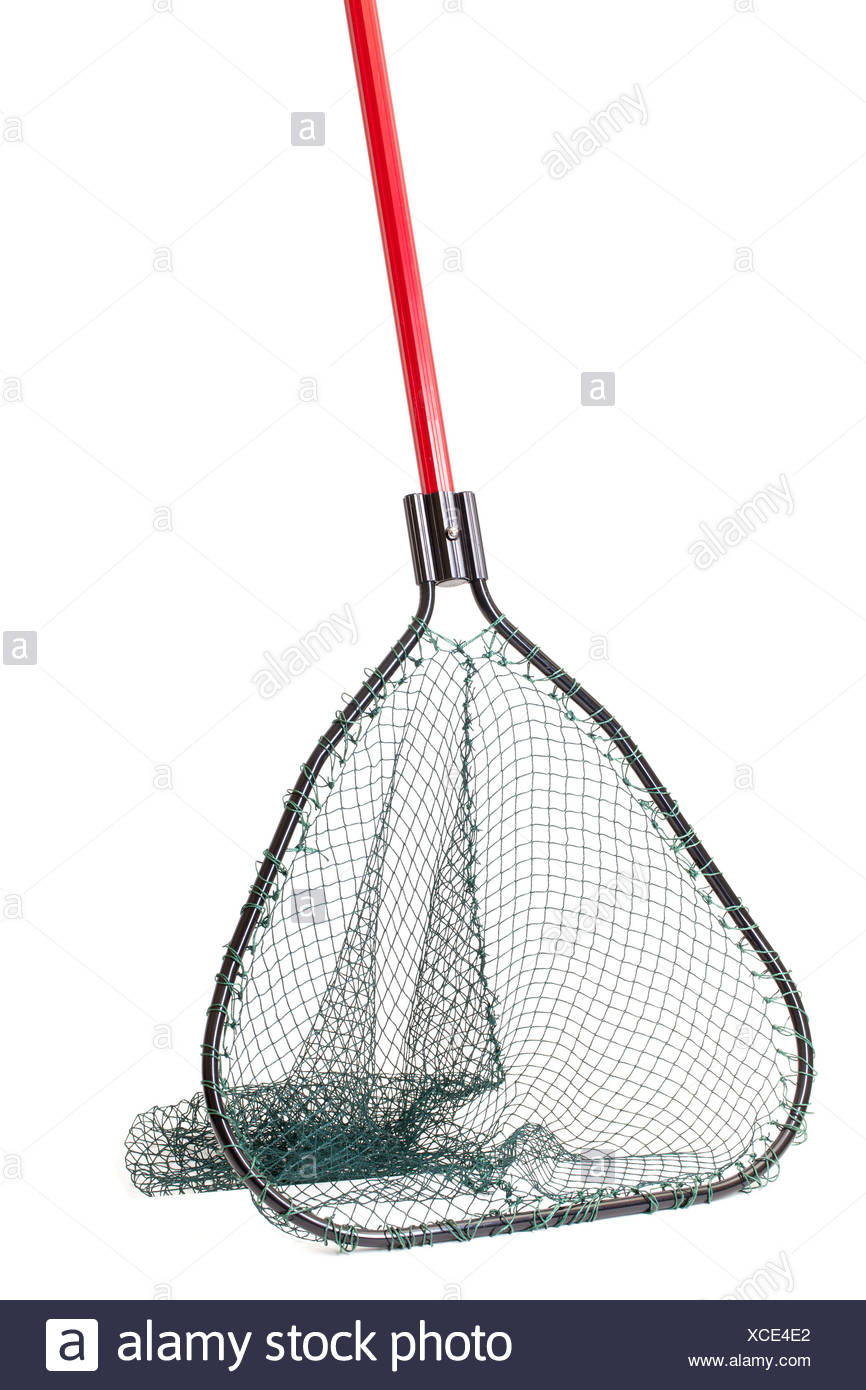 Fishing Net - Stock Image