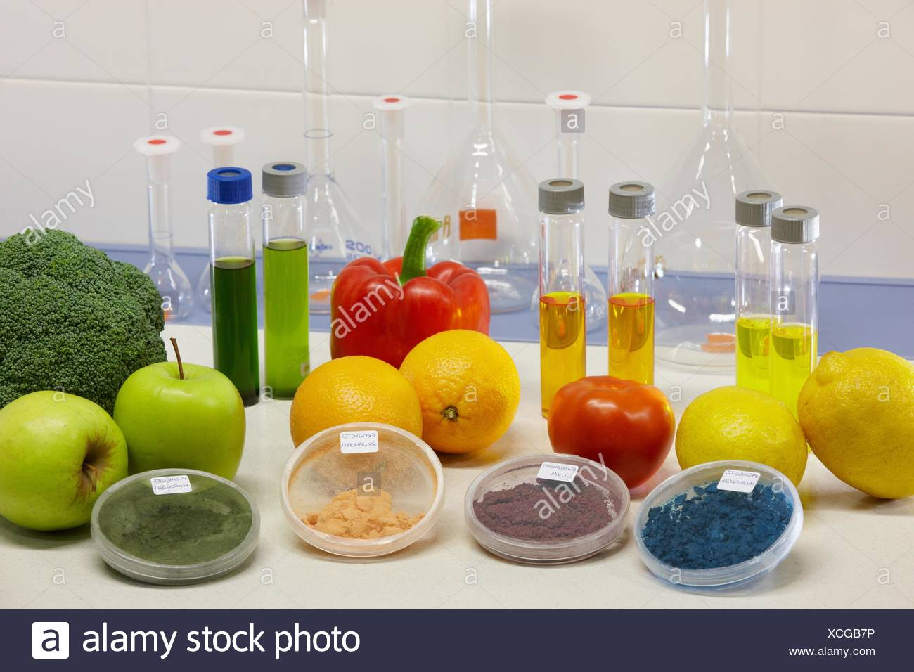 Bioactive compounds from the food industry Extracts from raw