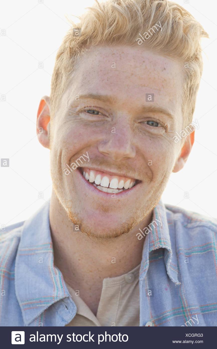 Green Eyes Blonde Hair Man Stock Photos Green Eyes Blonde Hair Man