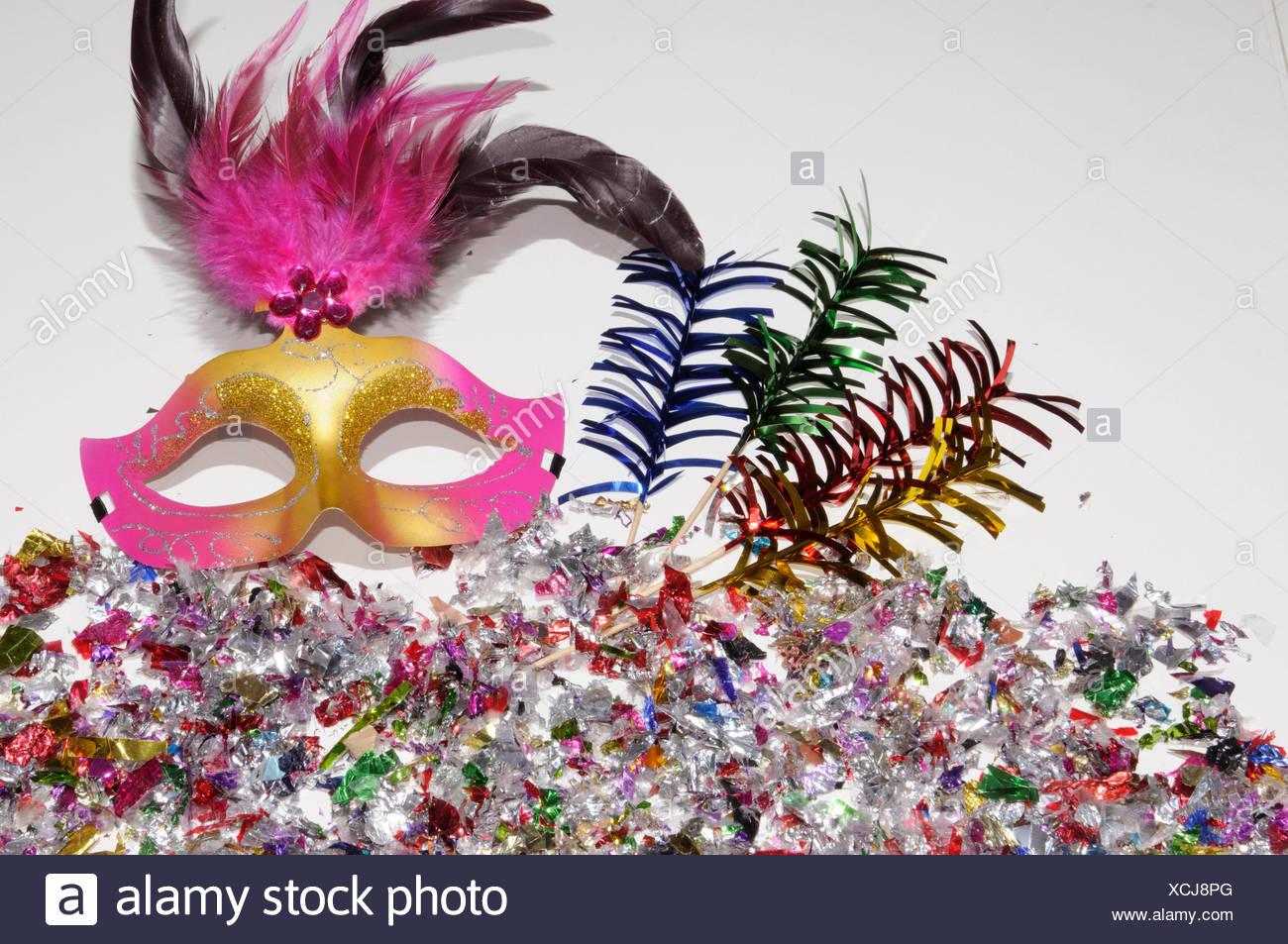 Karneval Fasching Fastnacht Silvester Sylvester Neujahr Feiern