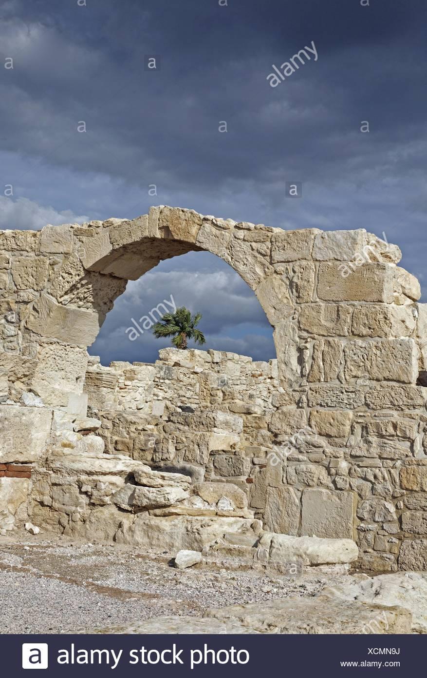 Kourion - Stock Image