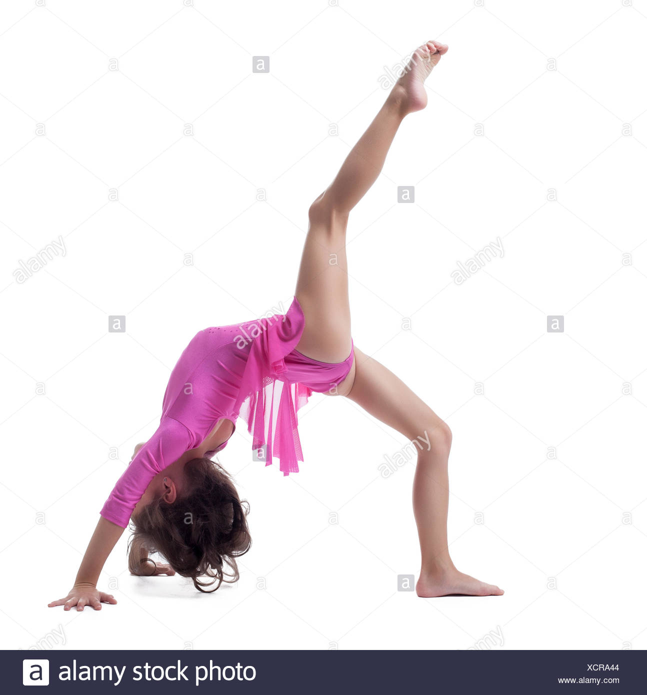 Flexible gymnast girls idea and