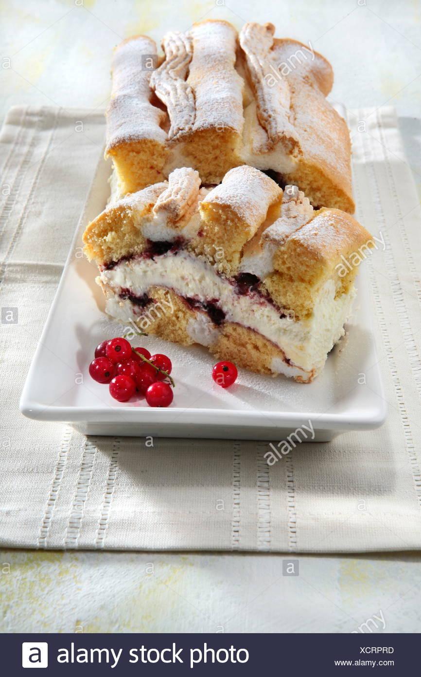 Cake De Luxe - Stock Image