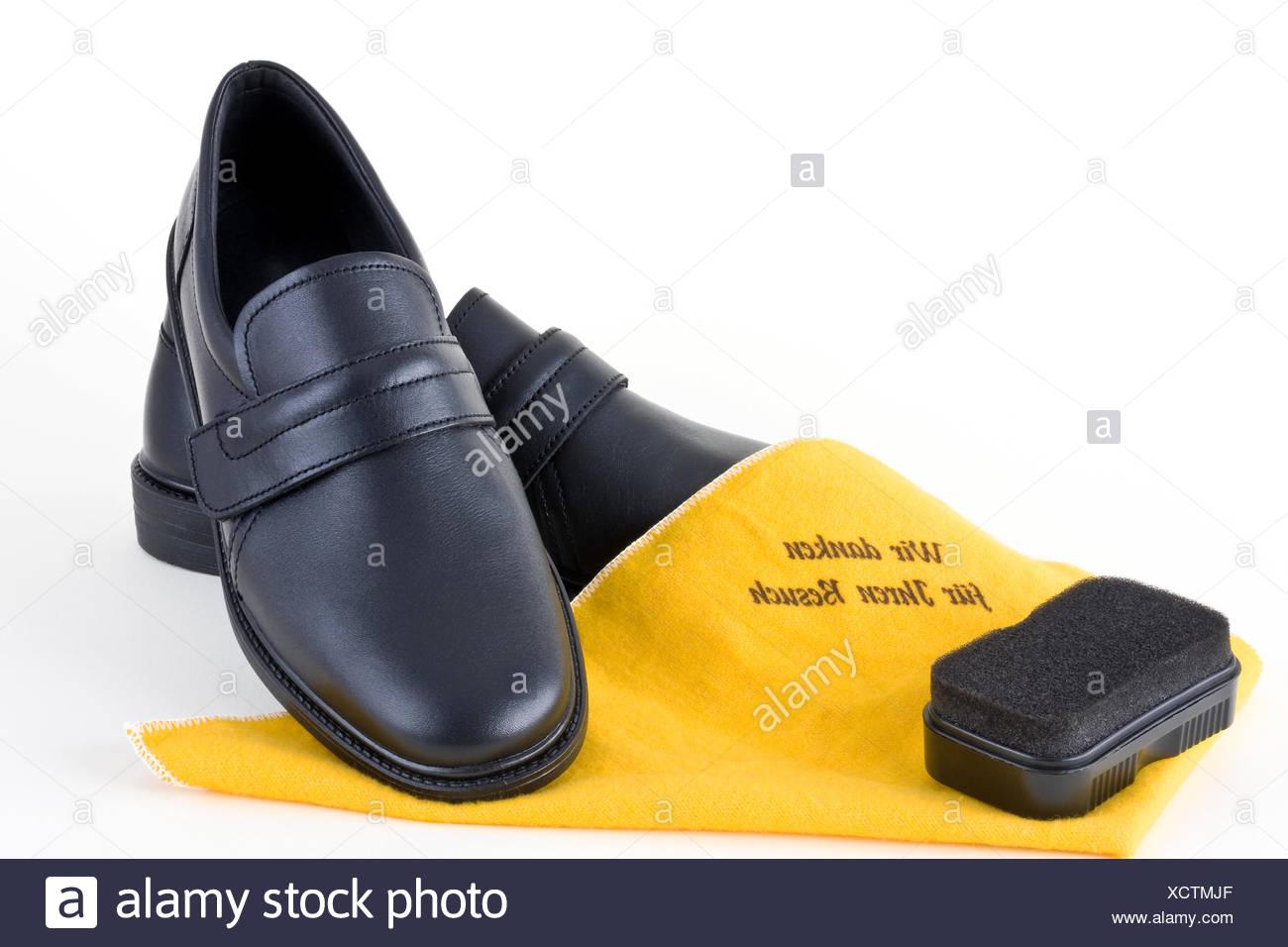 clothes adornment - Stock Image