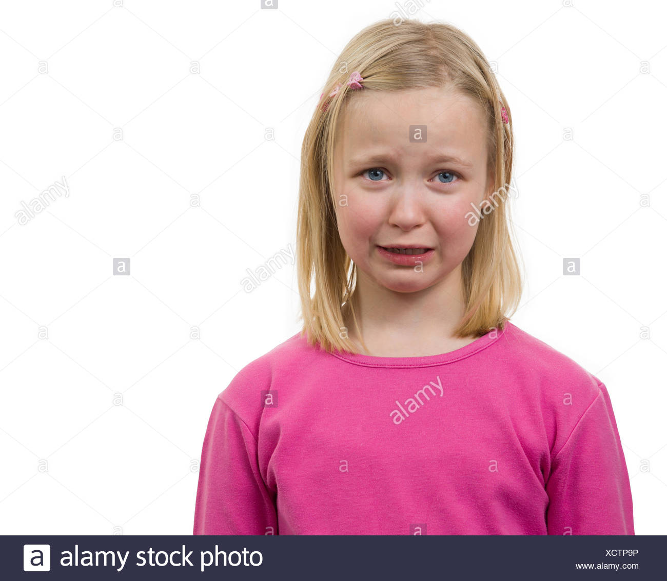 whiny - Stock Image